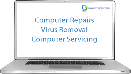 Computer Repairs, Virus Removal and Computer Servicing